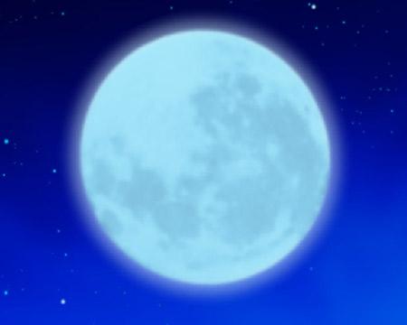 中秋节的月亮最圆吗?