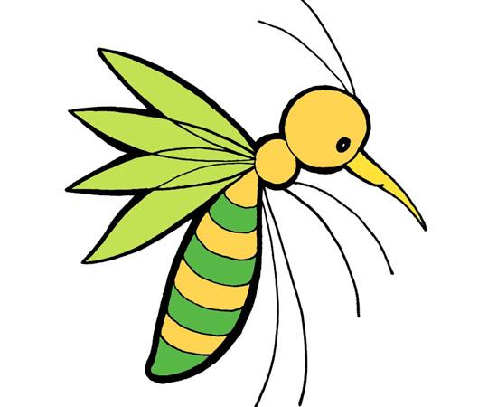 不做蚊子的最爱